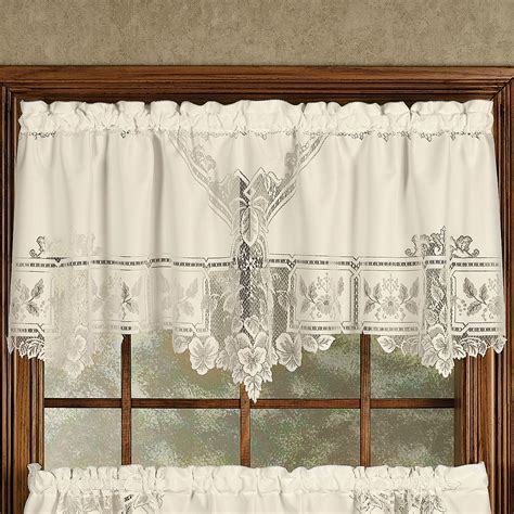 heirloom lace curtains heirloom lace panels window treatment