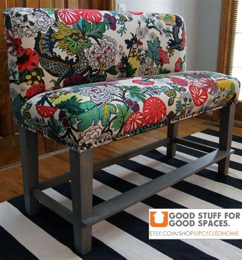 Counter Height Banquette by Diy Counter Height Bench Home Entryway