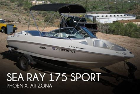 center console boats for sale az sea ray 175 sport for sale in phoenix az for 17 450