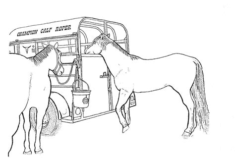 coloring pages of race horses barrel racing coloring pages barrel racing