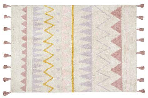 waschbarer teppich canals waschbarer teppich azteca creme altrosa