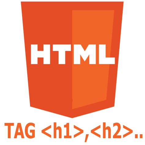 membuat tag html cara membuat tag judul di html h1 h2 h3 coding jenius