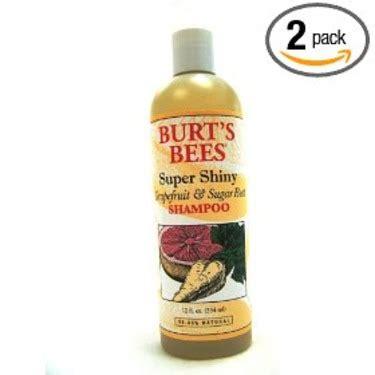 Burts Bees Grapefruit And Sugar Beet Shoo by Burt S Bees Shiny Grapefruit Suger Beet Shoo