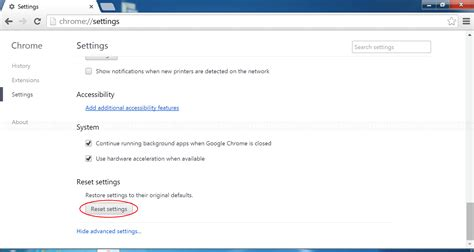 reset chrome online reset ie firefox and chrome to default settings