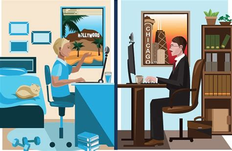 the advantages and disadvantages of telecommuting for