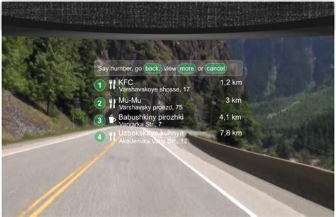 Motorrad Helm Mit Gps android motorradhelm mit integrierter navigation