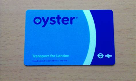 bank card oyster railway inside story underground