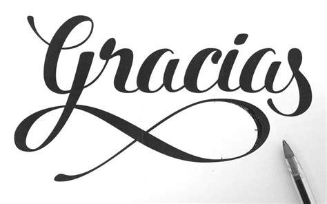 imagenes de gracias vintage gracias 4 lettering pinterest thankful thoughts and