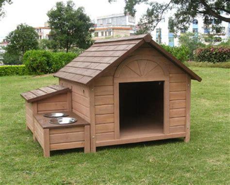 best big house dogs plan niche chien 10 niches pour chien 224 construire soi m 234 me