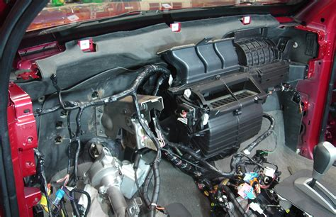 photos of dashboard removal on 2006 chevy equinox or pontiac torrent photos of dashboard removal on 2006 chevy equinox or pontiac torrent
