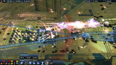supreme commander mod supreme commander 2 rev mod monkeylord hd gameplay