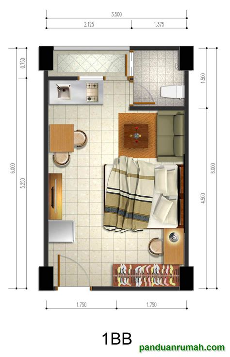 apartemen murah diskusi rumah