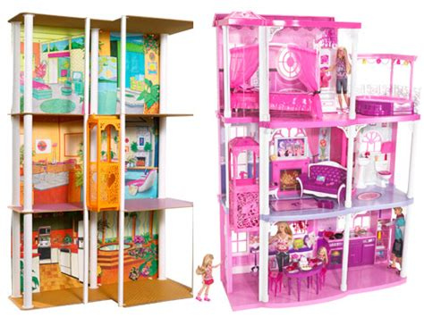 barbie house plans home ideas