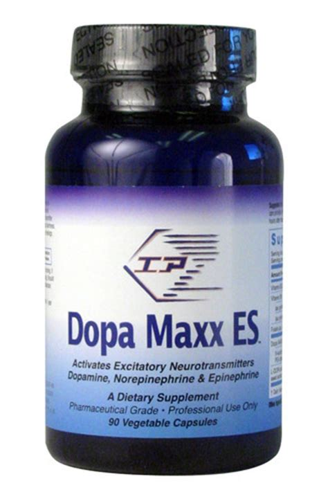 dopa maxx strength dopamine supplement herbs