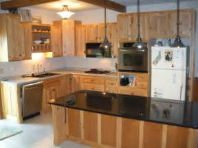 contemporary kitchen pleasing alder wood cabinets