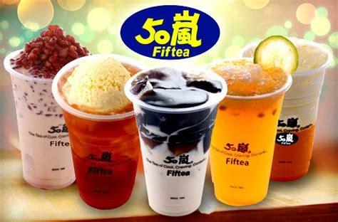 fifteas milk tea promo  makati