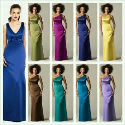 peacock color dress peacock color theme bridesmaid dresses from dessy