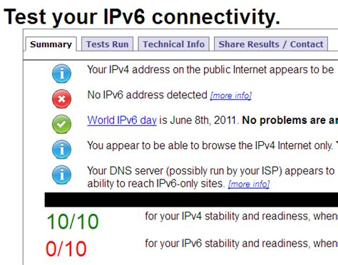 ipv6 test and yahoo will test ipv6 on june 8