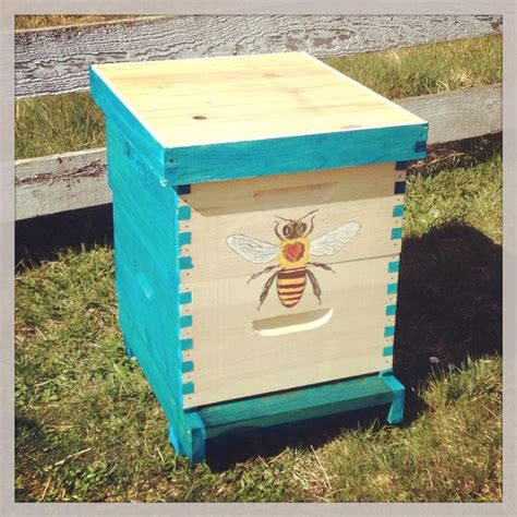 beehive painting