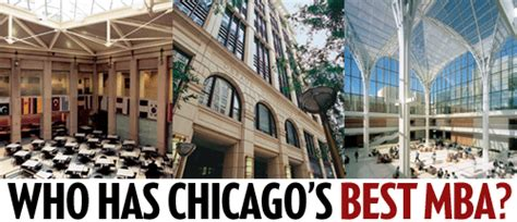 Chicago Mba by Ranking Chicago S Mba Programs Pages Crain S Chicago