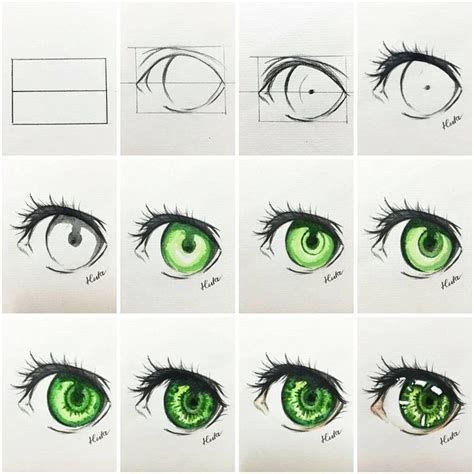 watercolor eyeshadow tutorial best 25 eye drawing tutorials ideas on pinterest how to