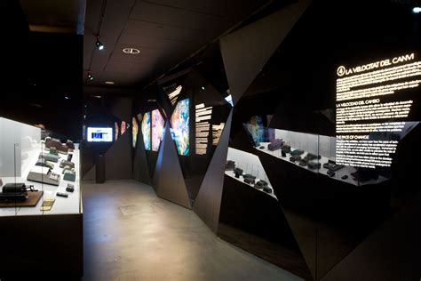 museum exhibition layout software techno revolution exhibition science museum barcelona by