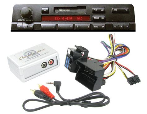 connect with your bmw connect your ipod or iphone to bmw business cd stereo for