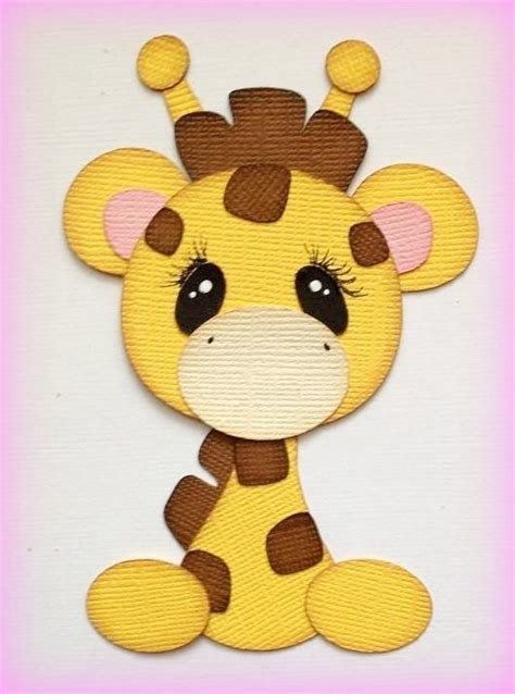 imagenes de jirafas manualidades pin de sandi hirman en paper piecing pinterest jirafa