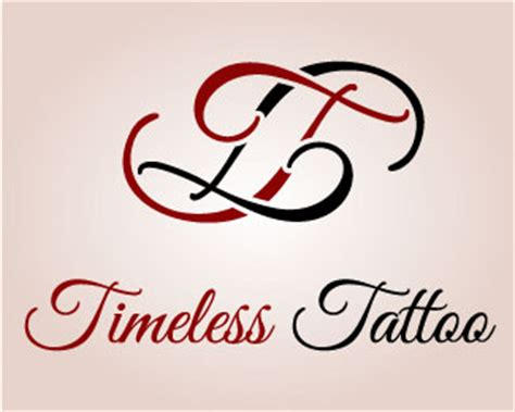 tattoo business logo maker timeless tattoo designed by nevermind brandcrowd