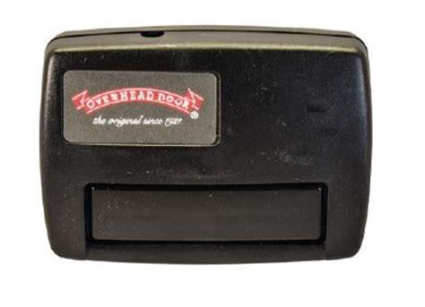 Overhead Garage Door Crusader Remote 312 Mhz 109130 3121 S Crusader Garage Door Opener