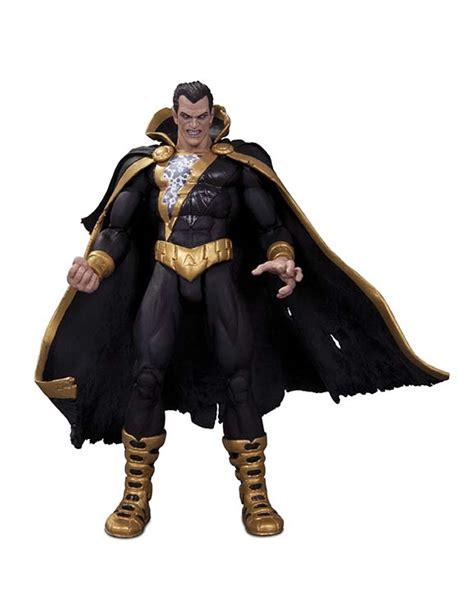 Black Adam Dc Comics Villains Figure Miniatur Diskon dc collectibles new dc collectibles for october november