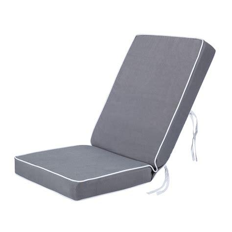 Patio Chair Pads 19x16 by Luxury Garden Dining Chair Cushion Alfresia