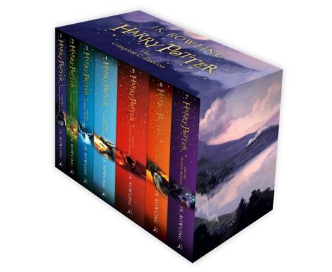 series the complete collection books harry potter books ebay