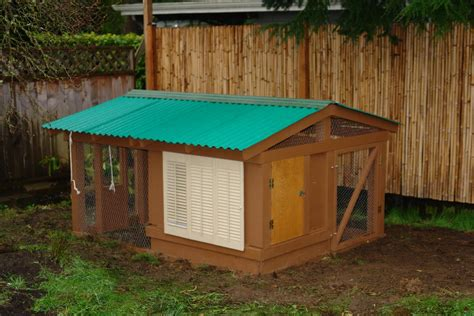 How To Build A Backyard Chicken Coop Backyard Chicken Coop Irreplaceable In Ensuring The Health And The Well Being Of Your Chickens