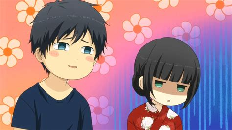 anime relife relife review anime evo
