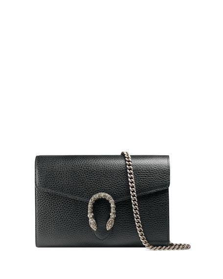 Tas Gucci Leather Bag 9062 gucci dionysus leather mini chain bag black