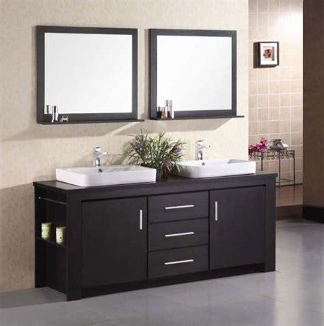Double sink bathroom vanity ideas modern home furniture