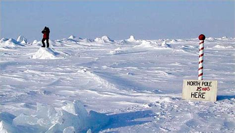 north pole daily general knowledge