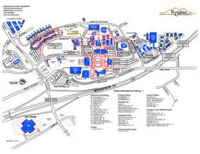 Kennesaw State University Map by Kennesaw State University Map Kennesaw Georgia Mappery