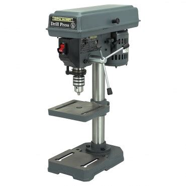 used bench drill every shop needs a decent drill press grumpys