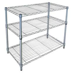 wire book shelves adjustable 3 tier wide wire shelving chrome room
