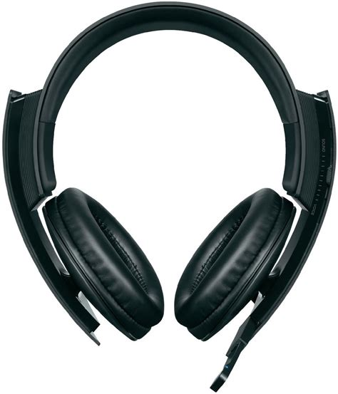 Headset Gaming Hp H300 Black Original new sony wireless stereo overhead gaming headset 7 1