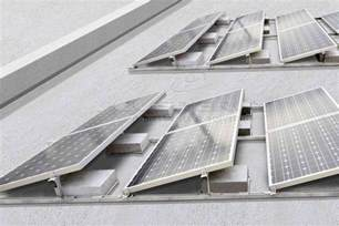 Flat Roof Systems Solar Panels Types December 2014