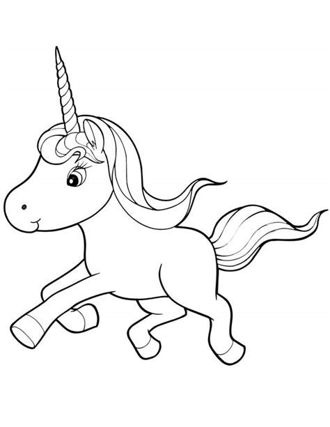 coloring pages of baby unicorns free minecraft unicorn coloring pages