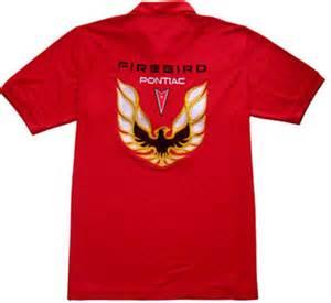 Pontiac Firebird Shirt Pontiac Firebird Polo Shirt Car Motorcycle Racing