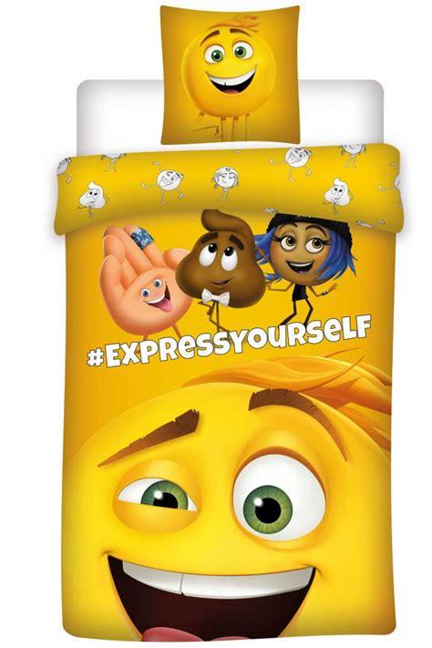 emoji film neus pijl dekbedovertrek emoji the movie new dekbeddenexpert