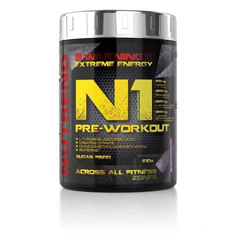 n supplements n1 nutrend supplements