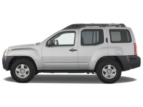 electric and cars manual 2008 nissan frontier navigation system image 2008 nissan xterra 2wd 4 door auto s side exterior
