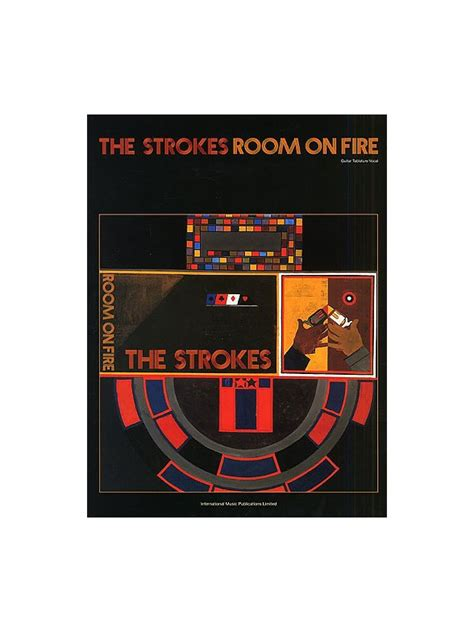 the strokes room on songs sheet the strokes room on guitar notes and tablatures