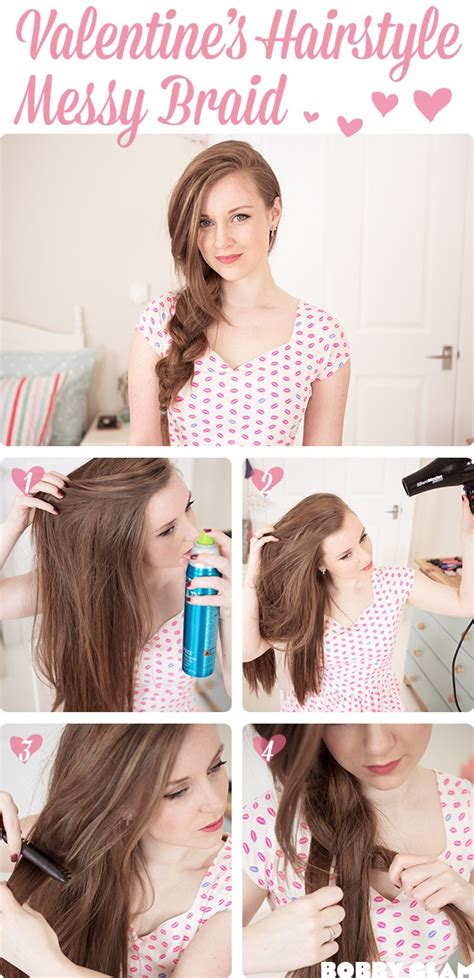 B5 Styles Beautiful Valentines by 27 Easy Five Minutes Hairstyles Tutorials Pretty Designs